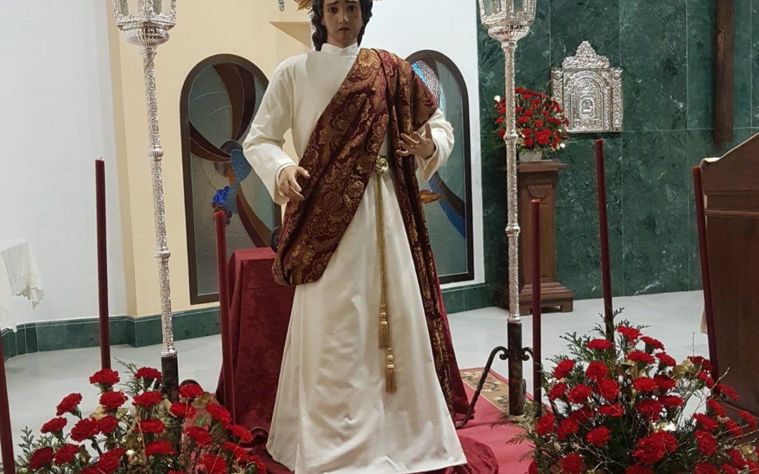 Cultos en honor de San Juan Evangelista