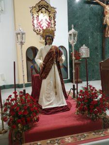 Cultos en honor de San Juan Evangelista @ Templo El Salvador