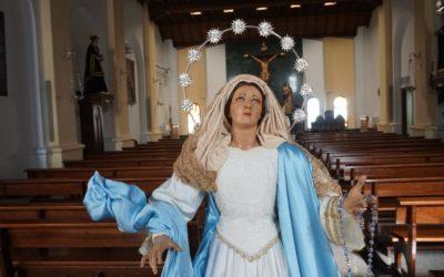 """Hoy, 2 de mayo, la """"Cofradía de San Juan"""" felicita a todas las madres del mundo"""