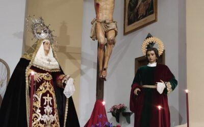"""Cuaresma 2021. Domingo, 21 de Marzo. Veneración Extraordinaria de la """"Cofradía de San Juan"""""""