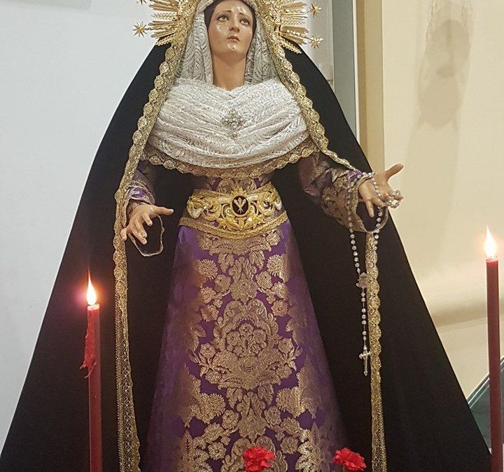 25 de marzo. Rezo del rosario y Consagración de la Península Ibérica